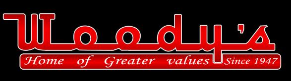 Woody S Furniture Logo